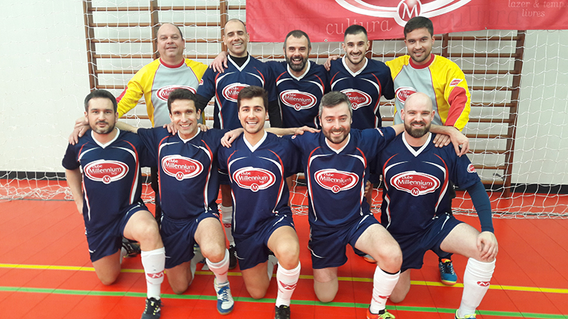 Equipa ´Foot a Mill`
